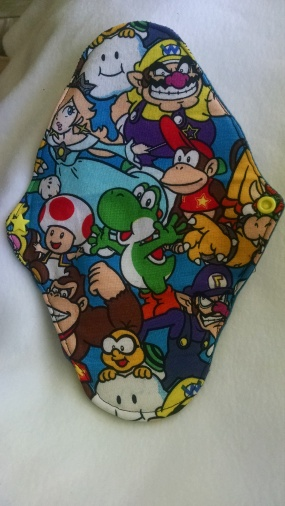 Finished Mario Pad!